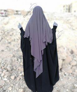 Abaya Bint.a by Oummi Abi Moi Noir dos