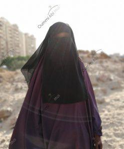 Niqab Classique 1m50 Avant 1
