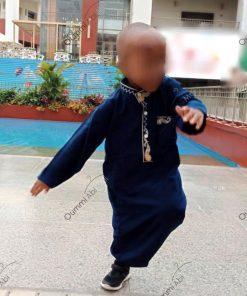Qamis Enfants Profil 3