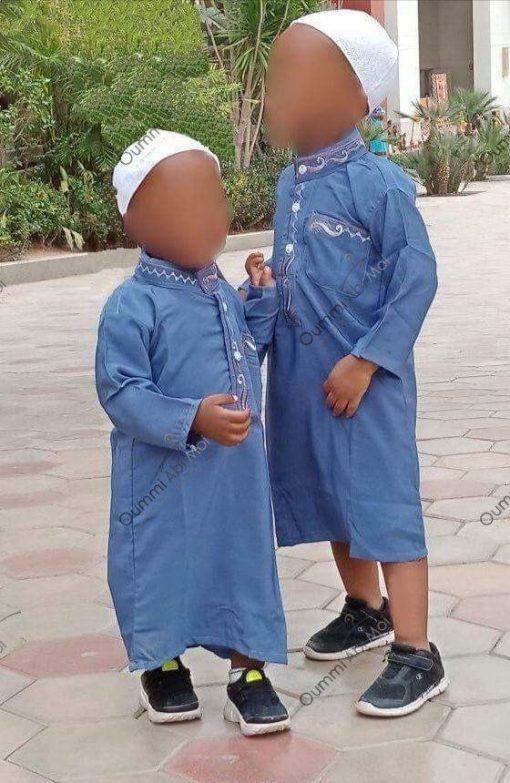 Qamis Enfants Profil 4