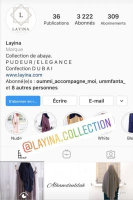 LAYINA. Collection