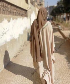 Maxi Hijab Taupe