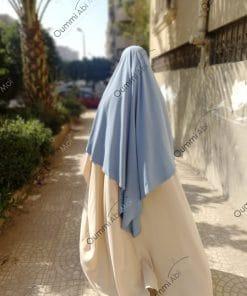 Maxi Khimar Bint.a Bleu Ciel