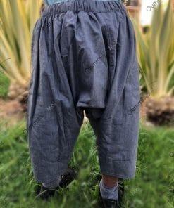 Sarouel Enfant Gris Dos